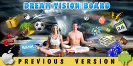 Previous version Dream Vision Board