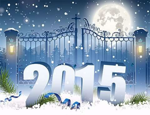 Gateway to the New Year