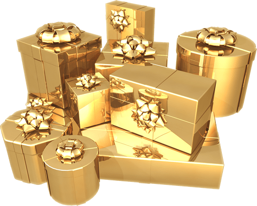 Gold gifts