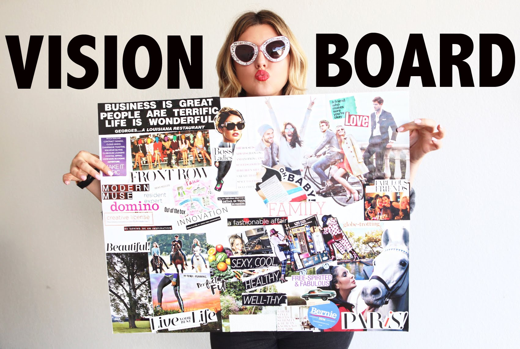 creating vision board Want to know how to create a vision board that really works these are 4 simple stepson how to create a vision board that can change your life.